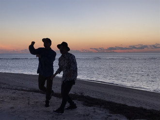 【Blog更新】沖縄LIVE&MV撮影