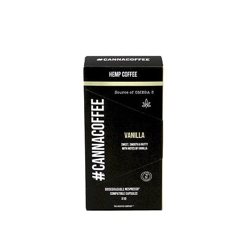 Vanilla Hemp Coffee