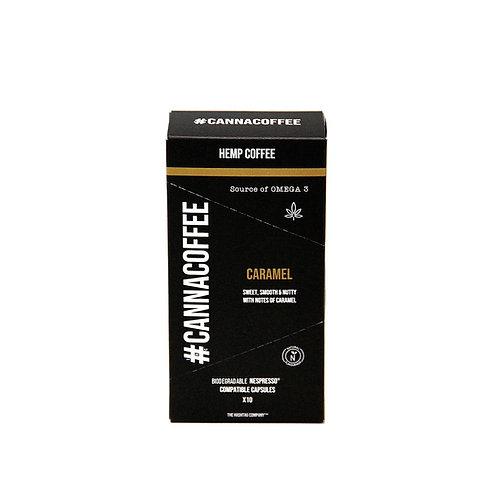 Caramel Hemp Coffee