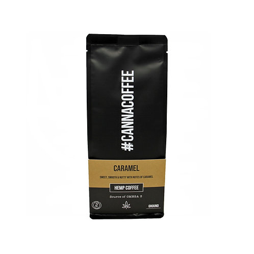 Caramel Hemp Cannacoffee 227g