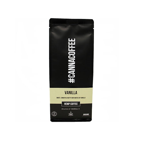 Vanilla Hemp Coffee