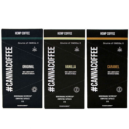 CANNACOFFEE Mix it Up Multipack