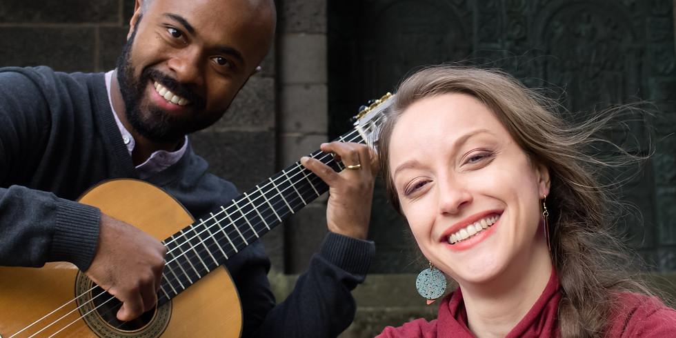 Bossa Nova Duo als concerto
