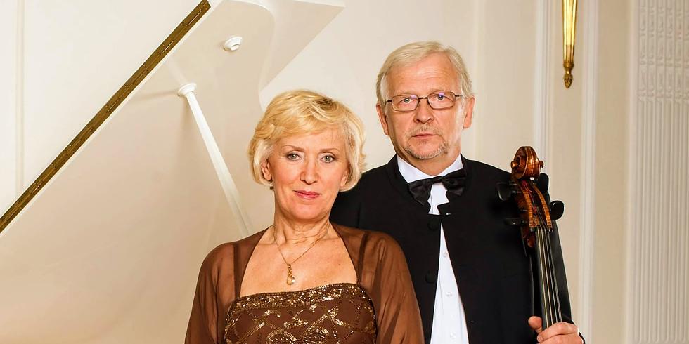 Konzert Armonas-Uss-Duo