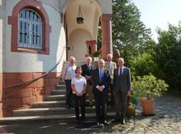 Besuch des estnischen Botschafters