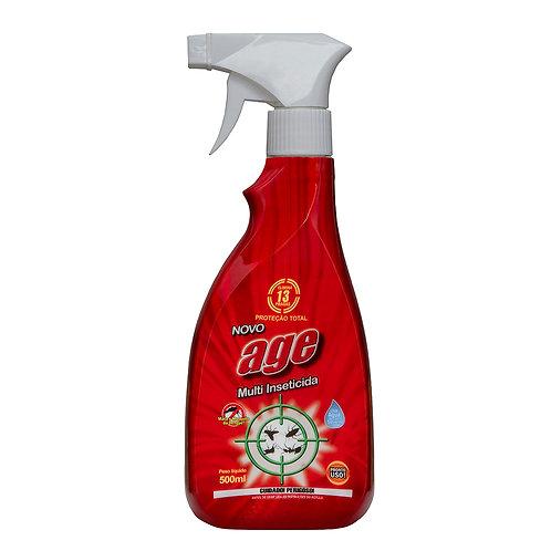 Multi Inseticida Tripla Ação - embalagem spray