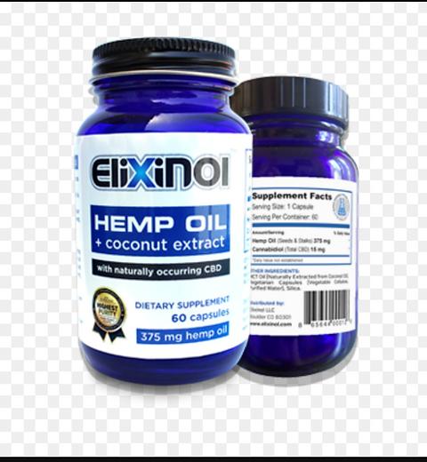 cbd hemp oil pills