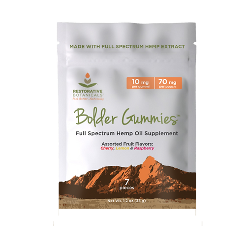 Bolder Gummies - 1.2 oz