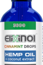 Cinnamint 3600 mg Tincture
