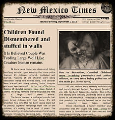 NM Slaughter House News Paper