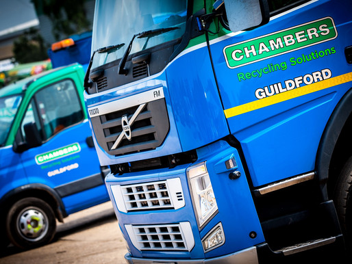 Best in class service is key for Chambers Recycling