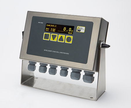 Status 290S Weigh Indicator (DC version)
