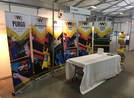 PurGo on show at the Northern Ireland Waste Expo