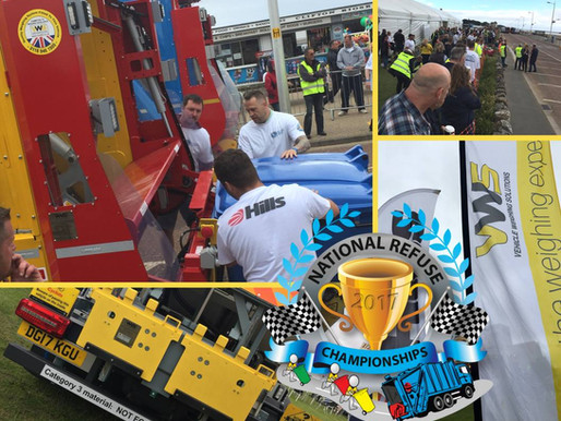 VWS Software Solutions supports 1st National Refuse Championships