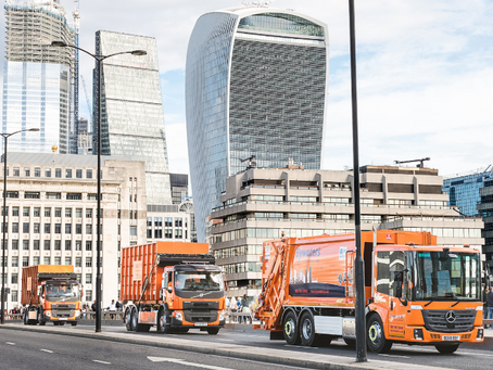 Reduced costs and heightened efficiency for Bywaters with PurGo and bin-weighing system