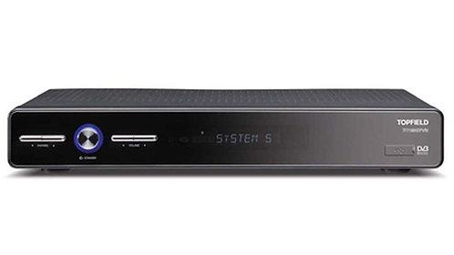 TOPFIELD TRF-7100 HD PLUS QUAD PVR / 500GB HDD