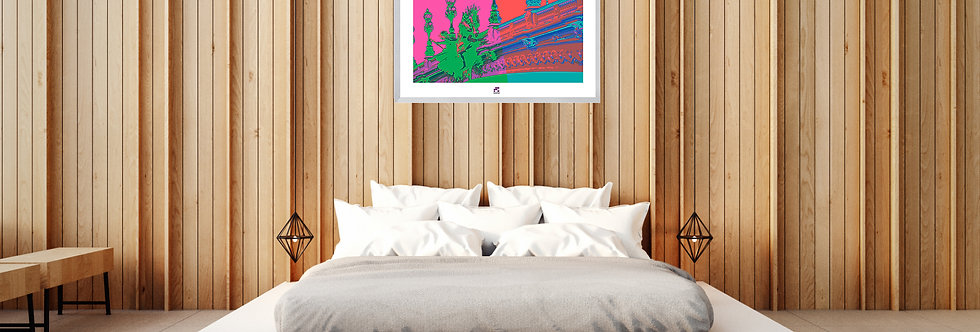 """PHOTOGRAPH'IC D'ART """"LES NYMPHES COCONUTS"""" 