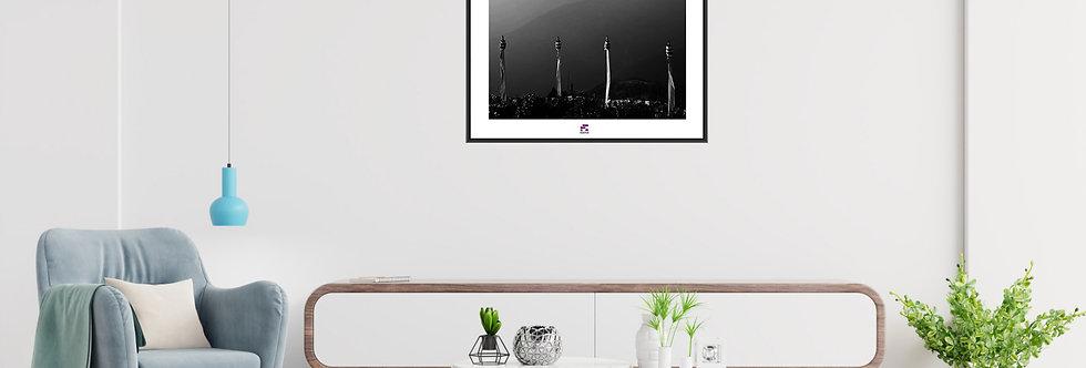"""PHOTOGRAPHIE D'ART """"CROYANCES""""  COLLECTION """"URBAN STREET"""""""