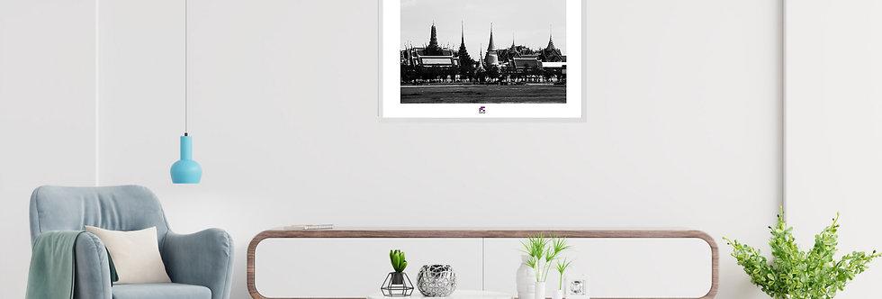 "PHOTOGRAPHIE D'ART ""ZOOM SUR BANGKOK"" |COLLECTION ""URBAN STREET"""