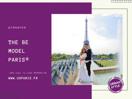 Underground Galerie Paris présente THE BE MODEL PARIS® -20% avec le code BEMODEL20