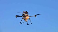 M4H GE Hybrid Drone Sprayer