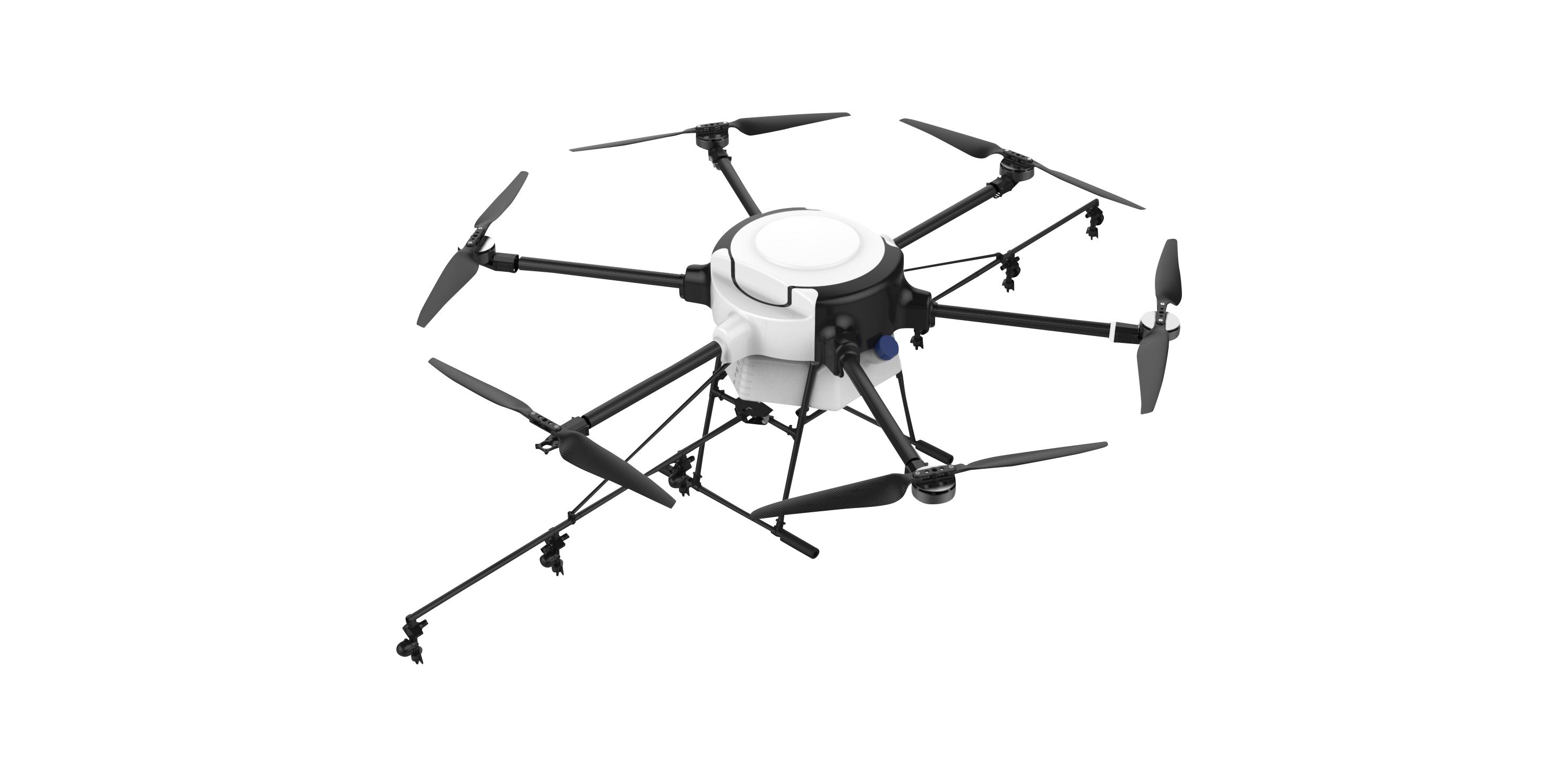 M6A Pro UAV Sprayer