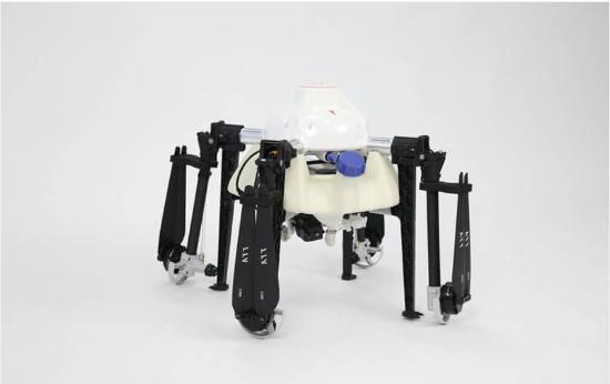 M4E Agriculture UAV Sprayer