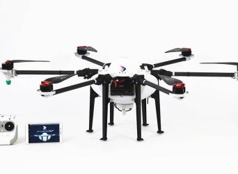 M6E Drone Fogger