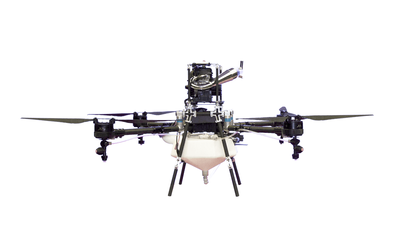 M4H Hybrid UAV Sprayer