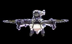 M4H Hybrid UAV Sprayer