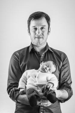 Séance photos nourrissons en studio - l'isle sur la sorgue