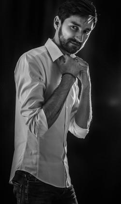 Séance photos portraits homme - l'isle sur la sorgue