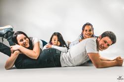 Séance photos en studio pour la fête des mères