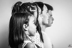 Séance photos en studio pour la fête des mères - L'Isle sur la Sorgue