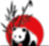 logo Panda sushi