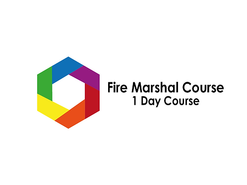 Fire Marshal Training - 1 Day