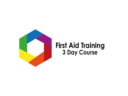 First Aid Course - 3 Day Course