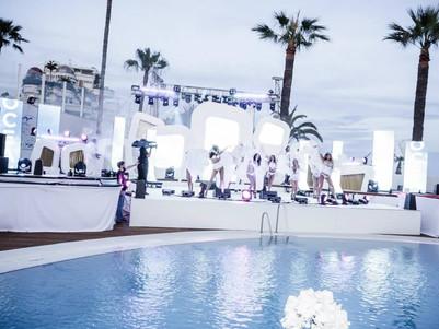 Strana ozz show выступили на открытии сезона  в одном из самых модных мест  Европы  Ocean Club Marbe