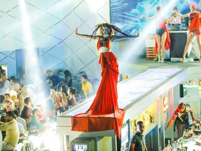 """""""Райский месяц"""" или гастроли Strana Ozz show на Средиземном море в городе Александрия"""