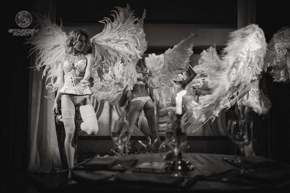 белые ангелы