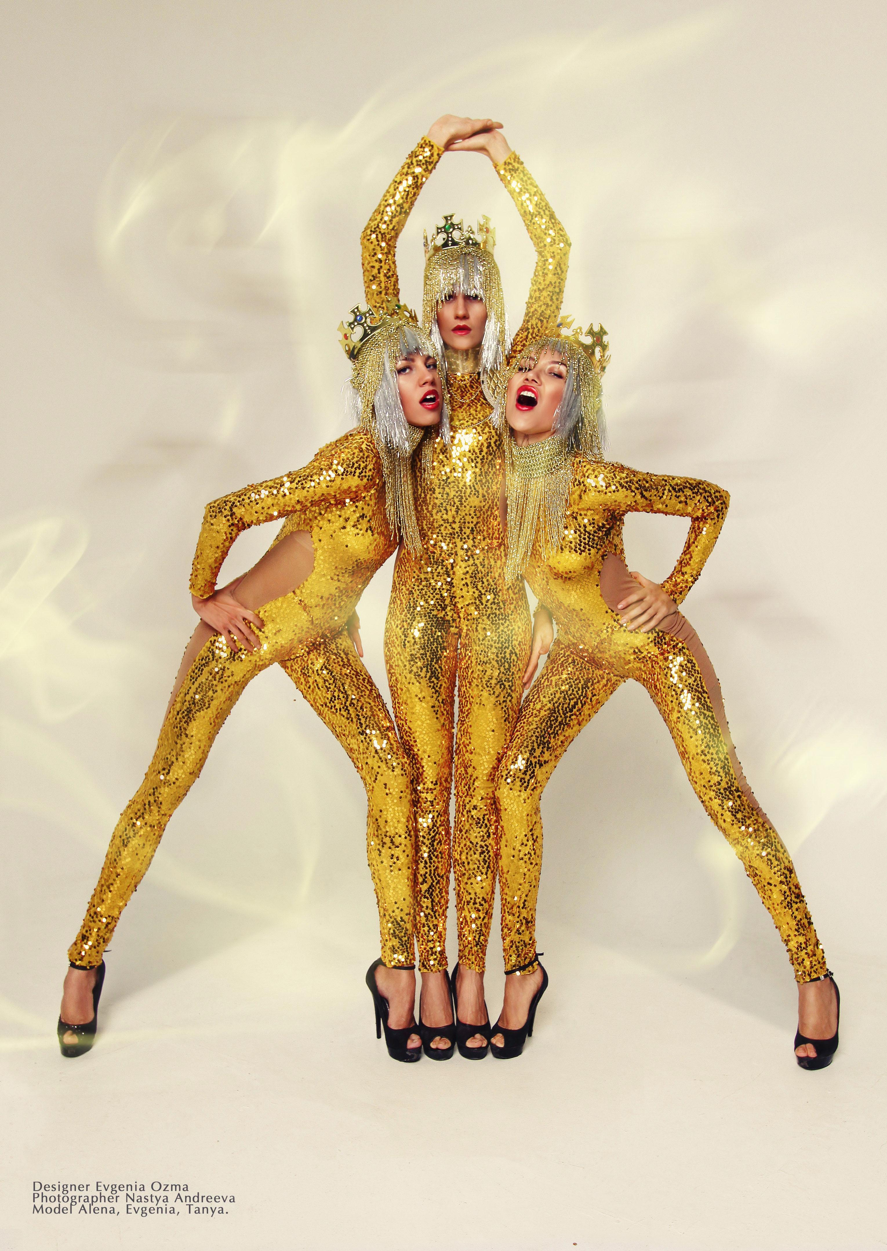 Золотые королевы strana ozz
