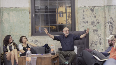 Agnaldo Farias, Paula Monroy e Moara