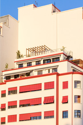 Edificio Marajó - restauração
