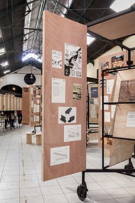 São Paulo, Ciudad invitada, XXI Bienal de Arquitectura de Chile