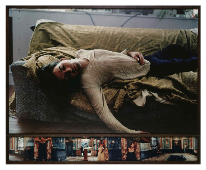 Visual narratives: A critical analysis of the staged photography of Sam Taylor Wood and Tom Hunter