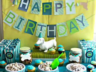 A Kid's Best Friend: Pet Themed Birthday