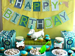 A Kid's Best Friend: Pet Themed Birthday