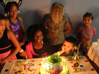 Our Birthday Party Packages