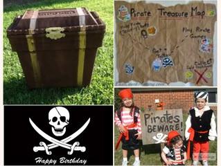 Pirate Birthday: Yo Ho!