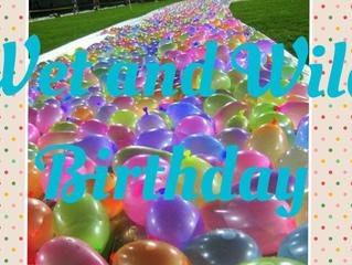 Wet and Wild Birthday